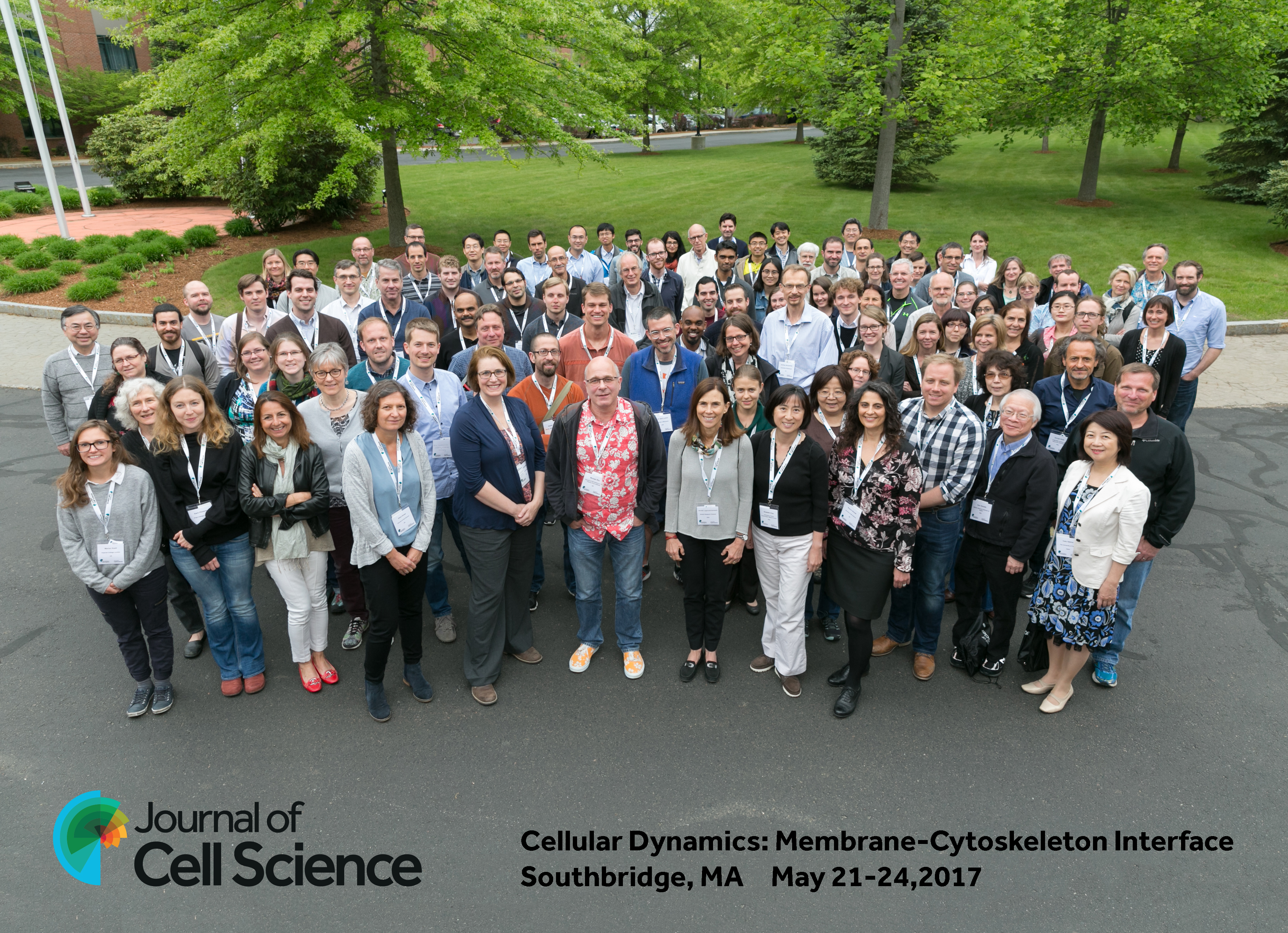 Journal Meeting attendees group photo