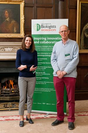 Workshop organisers - Fanni Gergely & David Glover