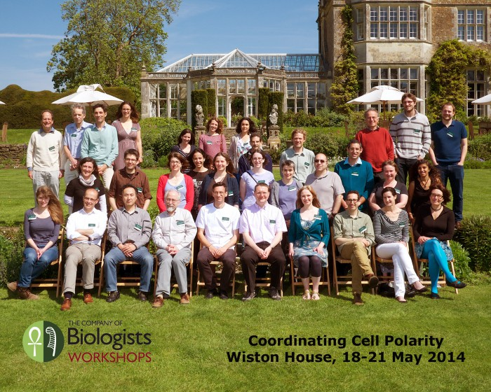 Workshop attendees group photo
