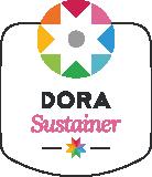 DORA Sustainer badge